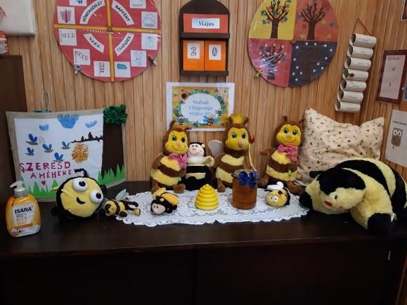 Méhek világnapja a Kiskulcsosi 2.a osztályban